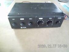 Toa Ca 160 60 Watt Car Pa Amplifier Mobile Public Address Apps Carboat