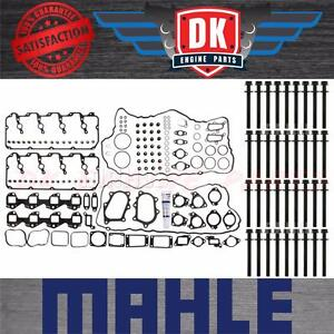 Duramax LLY LBZ 6.6L Mahle Head Gaskets And Head Bolts