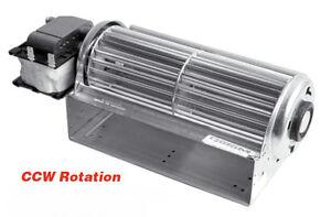 Universal-Fireplace-Blower-115V-Left-Hand-Motor-Rotom-R7-84