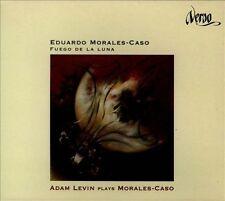 Fuego de la luna: Adam Levin Plays Morales-Caso, New Music