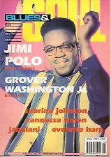 Jimi Polo Blues & Soul 1992   Marv Johnson   Mary Wells   Grover Washington Jr