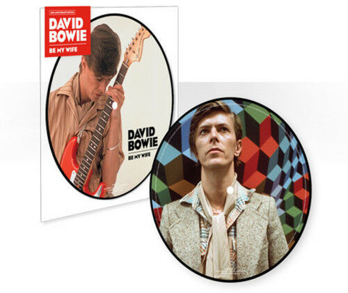 "David Bowie - Be My Wife (40th Anniversary) [New 7"" Vinyl] Anniversary Edition"