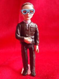 BRAINS-Thunderbirds-Are-Go-mini-figure-YUJIN-SR-3-4-034-8-5cm-UK-DESPATCH