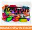 BULK-50x-Kevron-Key-Tags-Paper-Inserts-Assorted-Colours-Coloured-Key-Ring-Tag thumbnail 2