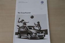 173629) VW CrossTouran Touran - Preise & Extras - Prospekt 11/2008