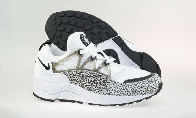 Nike Wmns Air Huarache Light Premium Safari Pack 819011-100 White/Gum/Black