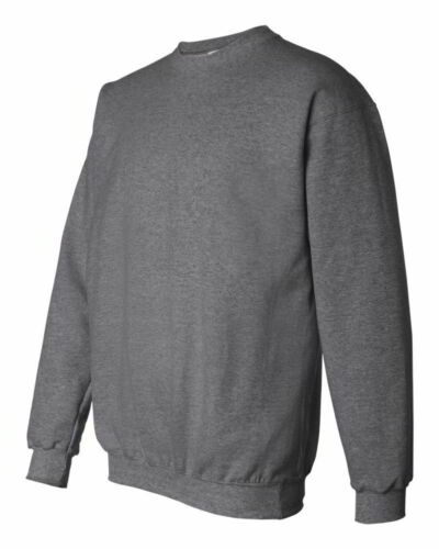 Crewneck Sweatshirt HANES NEW Men/'s Size S-3XL PrintProXP Ultimate Cotton Crew