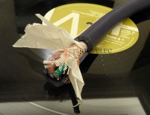 0.5M-3M Hi-End FURUKAWA Audio Power Cable Cord Schuko EU IEC Plug
