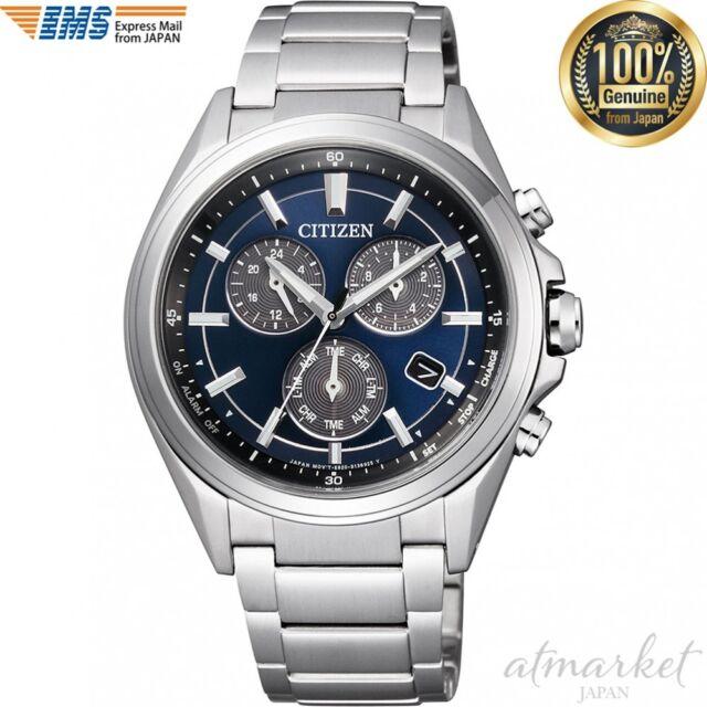 Citizen BL5530-57L Attesa Eco-Drive Chrono Watch in Box genuine from JAPAN