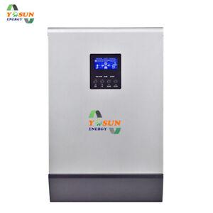5Kva-4000W-Solar-Inverter-50A-PWM-Off-Grid-Inverter-Pure-Sine-Wave-Inverter-48V