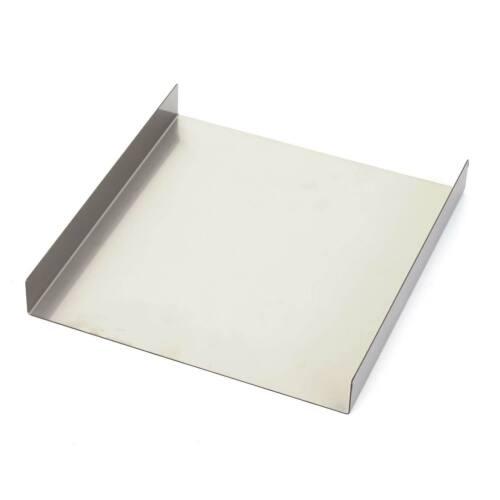 23 cm 2 unités Accoudoirs-armoire hwc-c67 sofatablett acier inoxydable 25 cm Longueur