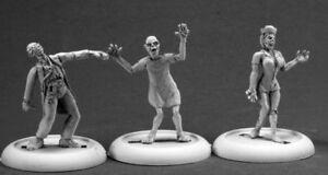 3-x-ZOMBIES-DOCTOR-NURSE-PATIENT-CHRONOSCOPE-REAPER-miniature-rpg-zombie-50266