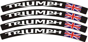 Stickers-bord-de-JANTE-PLASTIFIES-TRIUMPH-Daytona-Speed-Street-Triple