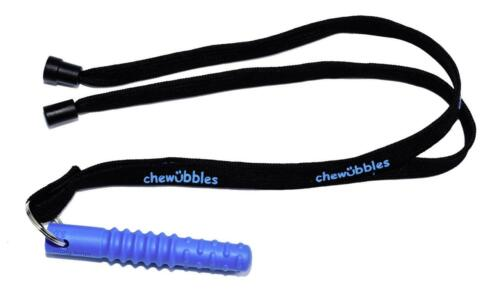 Zilla Soft Chewy Strong Chewers Sensory Chew//Neck Lanyard Autism SEN Biting Aid