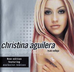 CHRISTINA-AGUILERA-MI-REFLEJO-CD-NEW-EDITION-TOP-ZUSTAND