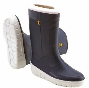 827cf7e26aa Details about GUY COTTEN ASTRON WARM BOOTS COMFY WARM FISHINERMANS WELLIES
