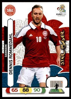 Panini Adrenalyn XL WM 2010 dennis rommedahl Star