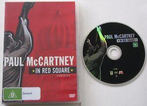 PAUL-McCARTNEY-IN-RED-SQUARE-REGION-4-DVD