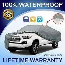 Weatherproof Full Pickup Truck Cover For Toyota Tacoma 2000 2021 Fits Jeep
