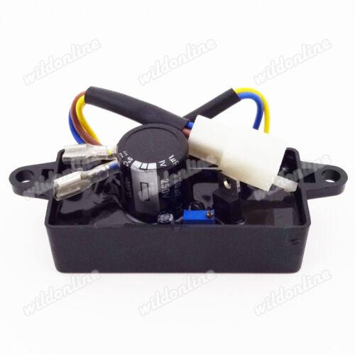 Single Phase AVR Voltzahl Regler Gleichrichter Für 2KW 3KW Chinese Generator