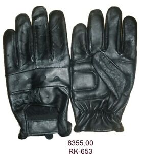 8355-Unlined-Motorcycle-Driving-Gloves-Leather-Biker-Gloves