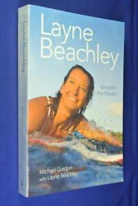LAYNE-BEACHLEY-Michael-Gordon-BENEATH-THE-WAVES-Surfing-Surf-Biog-Book-LgePb
