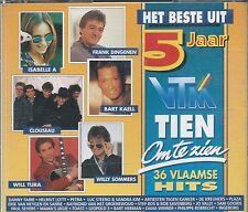 Het Beste uit 5 jaar 10 om te zien 2 CD BOX