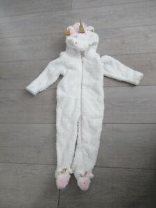combinaison pyjama capuche tête de licorne 24 mois in extenso