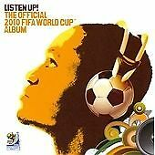 Various Artists - Listen Up! The Official 2010 FIFA World Cup Album CD