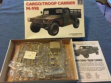 LEE N. 03502 CARGO/TROOP CARRIER AUTOCARRO M-998 1:35 HMMWV VINTAGE