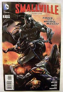 Details About Wb Smallville Season 11 Comic Book 7 1st Print Batman Arrow Superman