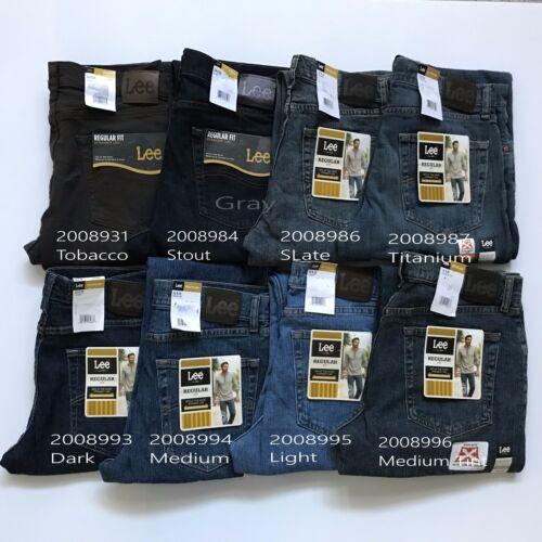 coupe extensible droite nouveau 20089 jambe Lee denim en classique pour Jeans classique Nwt hommes SAYEaxwnqv