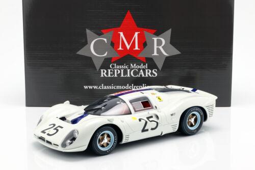 Baghetti 1:12 CMR Ferrari 412 P #25 24h LeMans 1967 Rodriguez