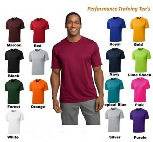 Men S Moisture Wicking Dry Fit Sport Tek Short Sleeve T Shirt New Xs 4xl St350 Ebay Head to head statistics and prediction, goals, past matches, actual form for world cup. details about men s moisture wicking dry fit sport tek short sleeve t shirt new xs 4xl st350