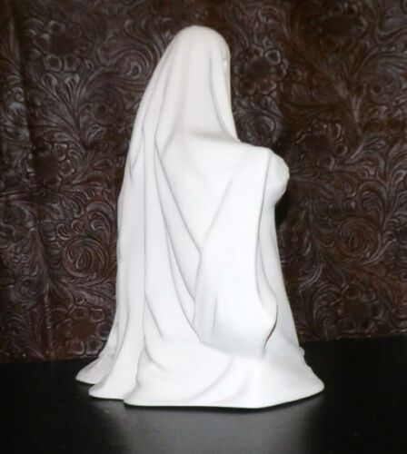 HALLOWEEN Ghost SAMMY the Spook LIGHT Up *Ceramic Bisque Ready to Paint