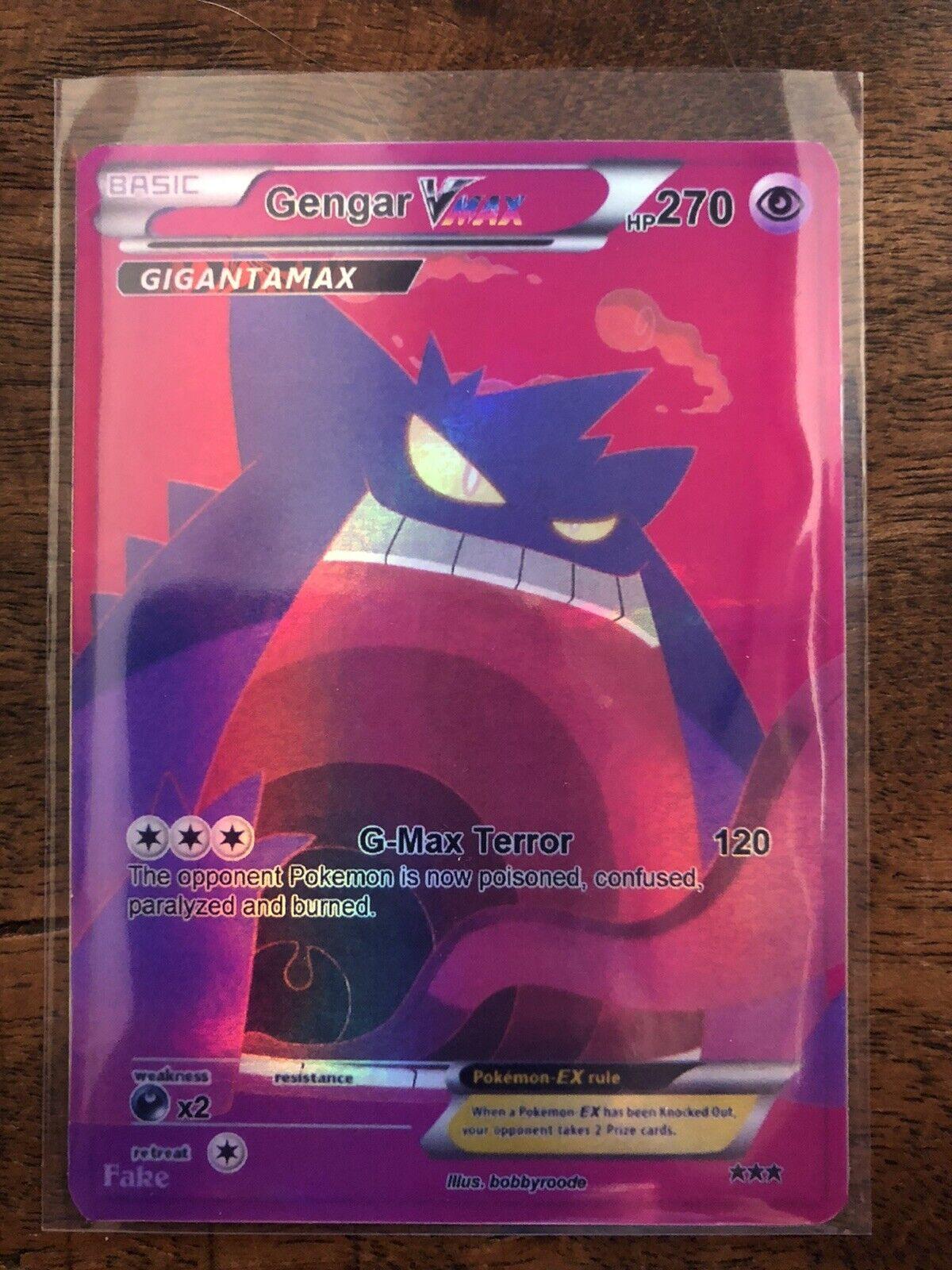 M Read the Description Pokemon GX Ex Mega Orica Charizard Gigantamax Vmax Mega