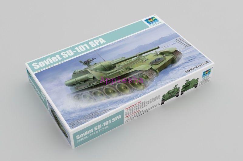 Trumpeter 09505 1 35 Soviet Su-101 SPA