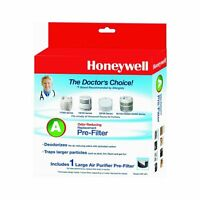 Honeywell Universal Carbon Air Purifier Replacement Pre-filter, Hrf-ap1 / Filter on sale