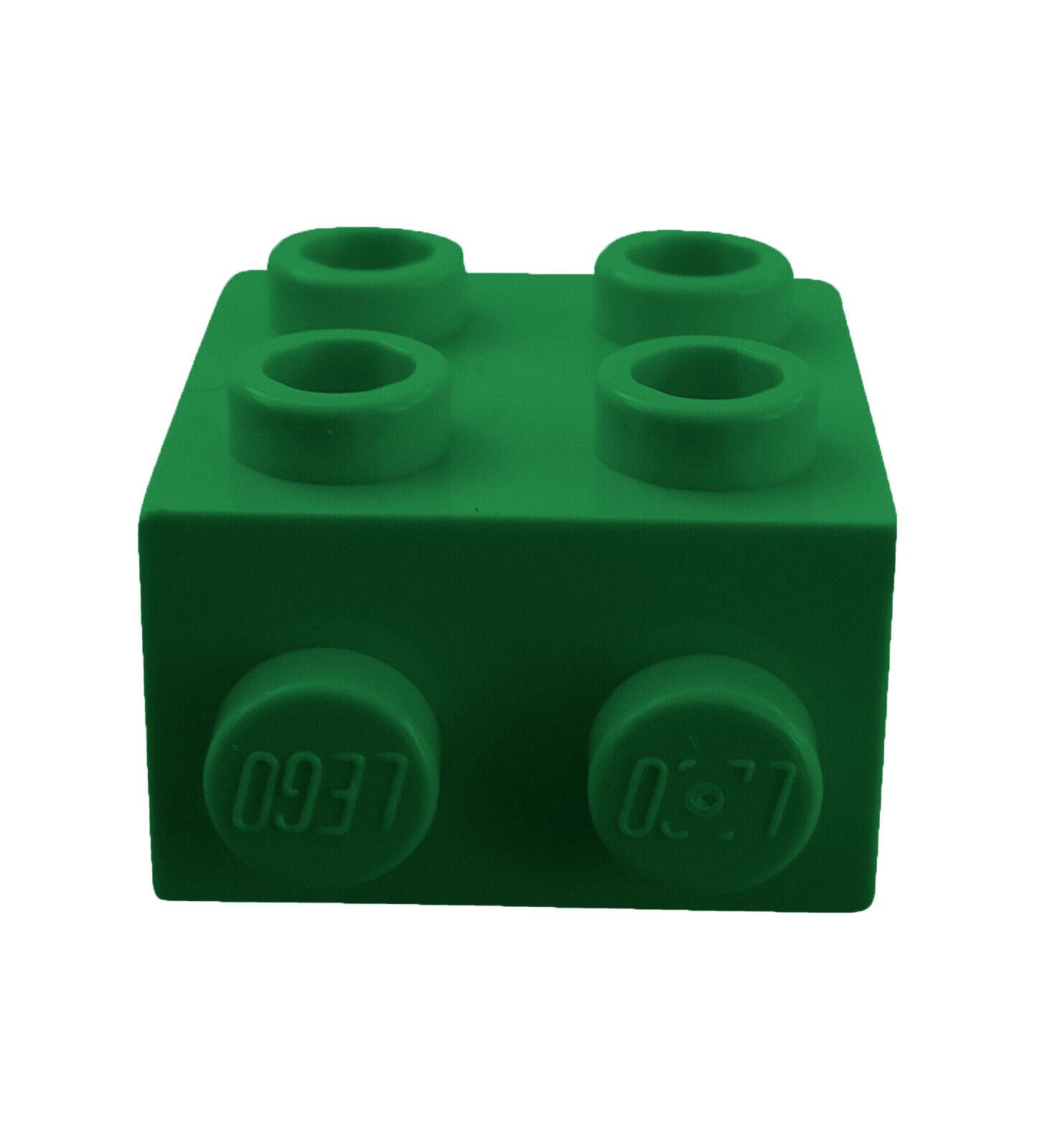 Lego 10 x Angle 1x2-2x2 in Beige//Tan 44728 Konverterplatte Bracket New
