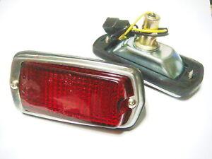 DATSUN 510 120Y FAIRLADY Z 240Z 260Z 280Z FRONT/&REAR SIDE MARKER LIGHTS LAMPS