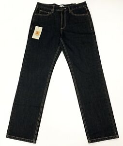 Classic Denim 34w Size Wash Body 32l In Rigid Farah Black Men's 1tWwqSx5
