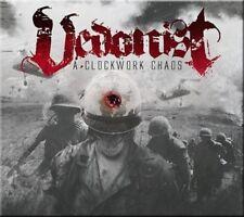 "Vedonist ""A Clockwork Chaos"" DIGI CD [AGGRESSIVE TECHNICAL POLISH DEATH THRASH]"