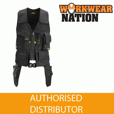 Hi-Vis Tool Vest CL1 Snickers 4230 AllroundWork SALE PRICE
