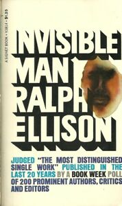 Image result for the invisible man ralph ellison""