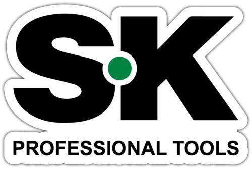 "SK Professional Tools Tool USA Car Bumper Window Tool Box Sticker Decal 5/""X3.8/"""