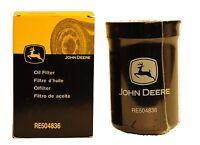 John Deere Oil Filter RE504836 Models 670C 9970 450H 310G 410G 700H 650H Garden