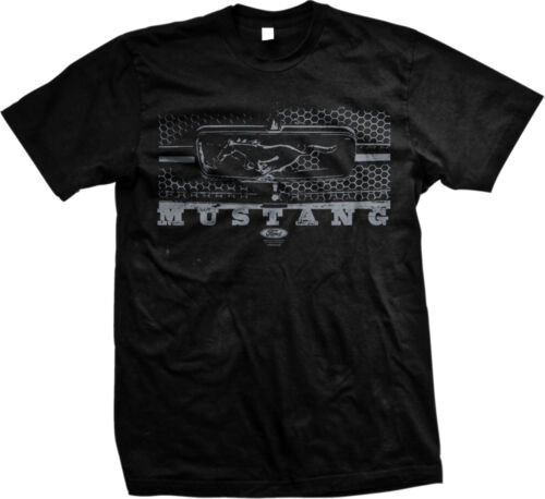 Ford Mustang Honeycomb Grill légende Shelby Saleen GT Voitures de course t-shirt Homme