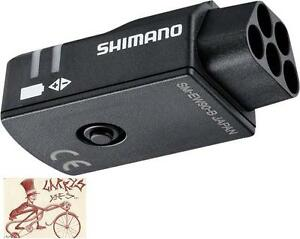 SHIMANO-EW90-B-DI2-COCKPIT-JUNCTION-BOX-5-PORT-SHIFTER-PART-NOT-FOR-FLIGHT-DECK