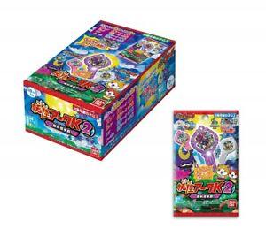 Bandai-Yo-Kai-Youkai-Reloj-Yokai-Arca-Arco-K2-10pcs-1-Caja