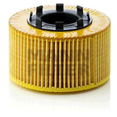 Elemento de filtro de aceite Mann libre de metal para Ford Mondeo 2.0 16V TDDi//TDCi 2.0 TDCi